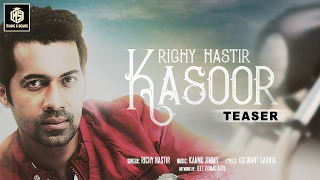 Kasoor | Teaser | Richy Hastir | Kannu Jimmy | Valentine Romantic Song | Music & Sound | Coming Soon