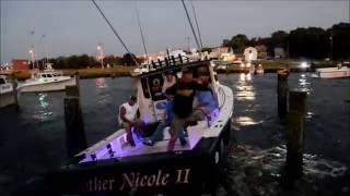 2016 Extreme Boat Docking Practice Runs - Chesapeake Cowboys