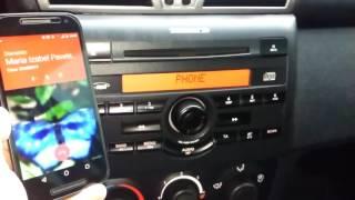 Rádio Stilo Connect - Funcionamento