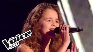 The Voice Kids 2015 | Justine - Toxic (Britney Spears) | Blind Audition