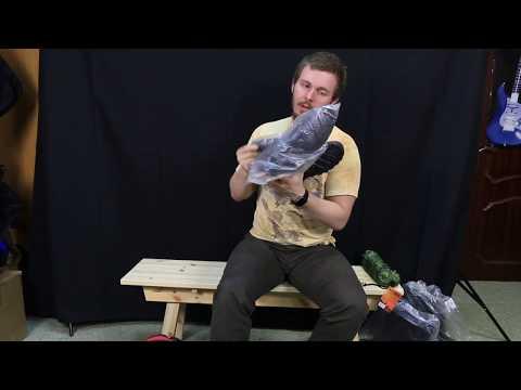 Сапоги мужские, трехкомпонентное литьё ДЮНА «146». Видеообзор.