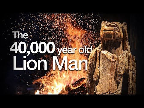 Living with gods: the 40,000-year-old Lion Man