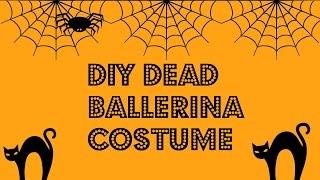 Diy Dead Ballerina Costume