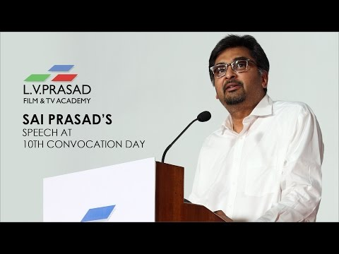 L. V. Prasad Film and TV Academy video cover1