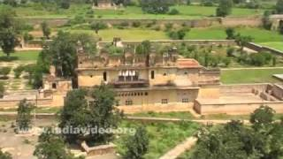 Amazing View Of Orchha, Madhya Pradesh