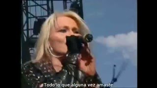 Doro - Kiss Me Goodbye (Subtitulos español)