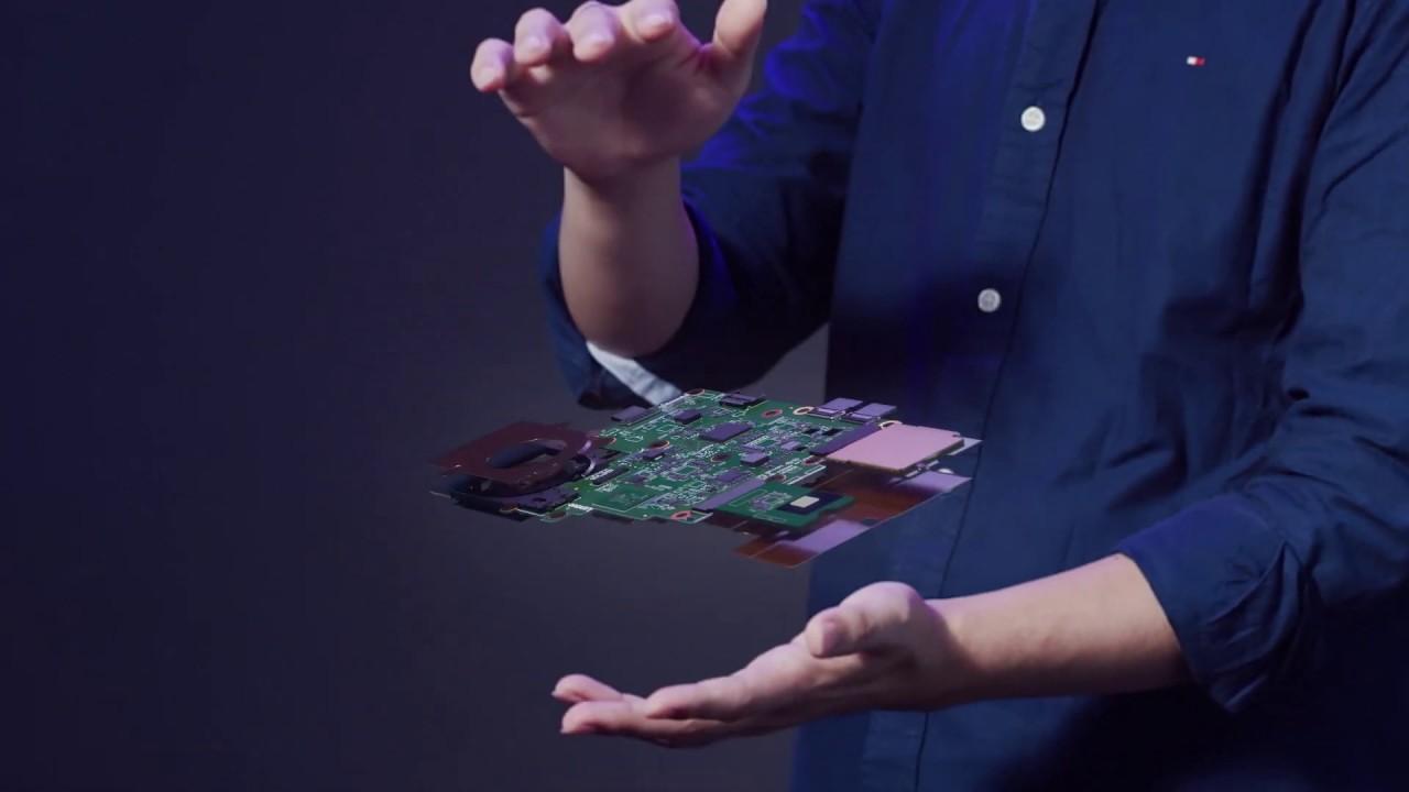 YouTube video thumbnail for ThinkPad X1 Fold Story