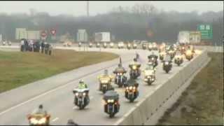 "Chris Kyle The 214 Mile Tribute ""America's Deadliest Sniper"""