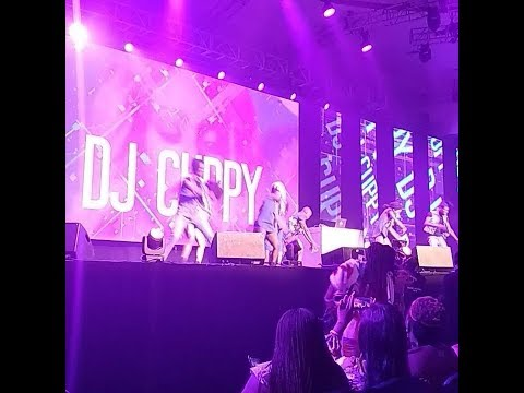 Pepsi Rhythm Unplugged 2018 : Chinko Ekun , DJ Cuppy, Slimcase and Victor AD performs.