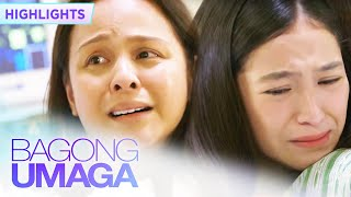 Monica, naiyak sa pagdalaw ni Cai bago ang kanyang operasyon | Bagong Umaga