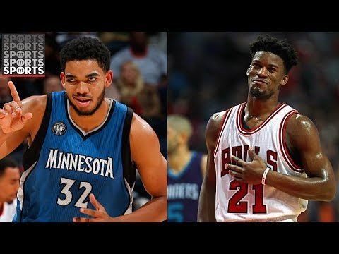 Jimmy Butler Traded to the Timberwolves [WTF Were the Bulls Thinking?]