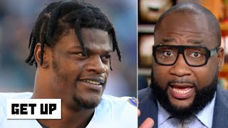 Stop comparing Lamar Jackson to other QBs in the NFL – Marcus Spears | Get Up