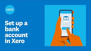 Connect your bank account to Xero
