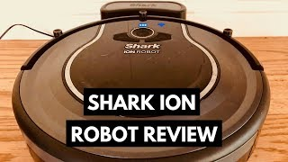 Shark Ion Robot Review Unboxing and Setup