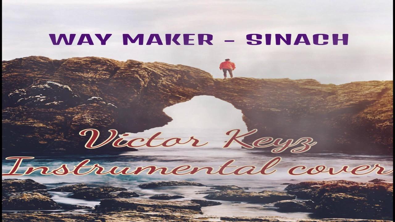 Sinach way maker Instrumental - YouTube