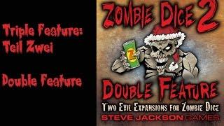Zombie Würfel 2 - Zweiter Teil der Trilogie (1. Erweiterung)