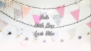Little Room - Dodie Lyric Video