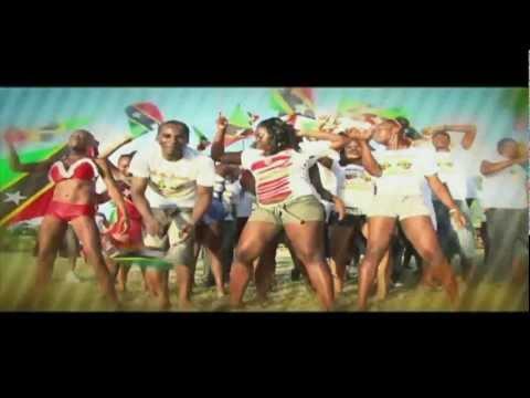 Ultra Sonic Nevis - True Nevisian (Celebrate) Official Music Video 2011