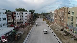 Town Of Brownsburg Green Street Corridor Progress Update
