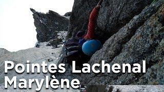 Marylène Pointes Lachenal Chamonix Mont-Blanc escalade alpinisme montagne escalade