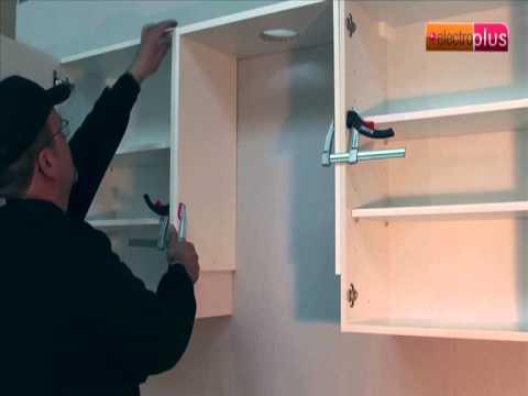 electroplus Küchenmodernisierung - Spezialumbau einer Dunstabzugshaube