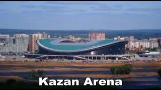 Kazan Arena - Kazan - Tatarstan - Fifa 2018 - Russie - Football - sdfEUR - Google Earth