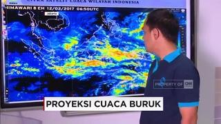 BMKG Indonesia Masuki Musim Penghujan Hingga Akhir Maret