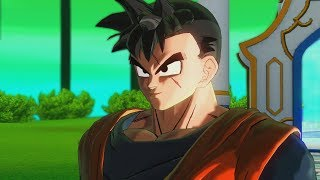 Future Gohan Clashes with Perfect Cell - All of Future Gohan's Scenes and Dialogues in Extra Pack 2