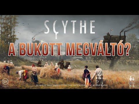 [Húzópakli] #9. Scythe - Bukott megváltó? - Game-Obscura