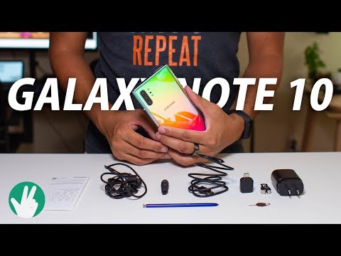 Samsung Galaxy Note 10 Plus Unboxing!