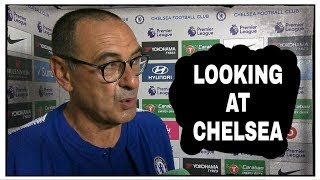 Looking at the opposition | Newcastle United v Chelsea