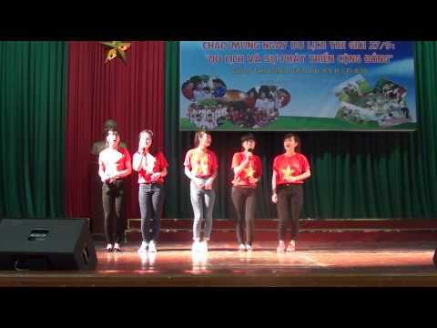 HaUi CLB AAC | Duyệt Văn Nghệ - Cô Gái Mở Đường