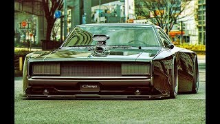 BIG ENGINES POWER - MUSCLE CARS SOUND 2018