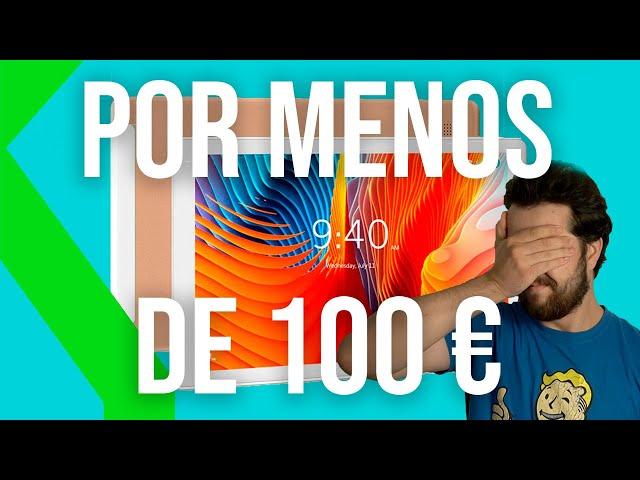 La TABLET de 100€ de AMAZON que nos hará apreciar más nuestro iPAD