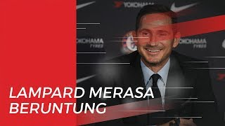 Tahan Imbang Valencia, Lampard: Saya Senang dengan Hasilnya