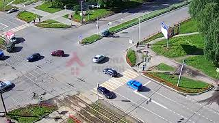 ДТП Труфанова/Дзержинского. 06.06.18.