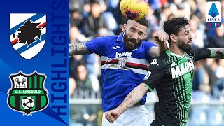 Sampdoria-Sassuolo 0-0, highlights