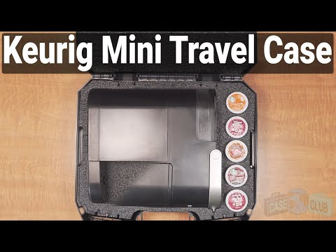 Keurig K-Mini Coffee Carry Case - Featured Youtube Video