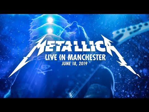Metallica: Live in Manchester, England - June 18, 2019 (Full Concert)