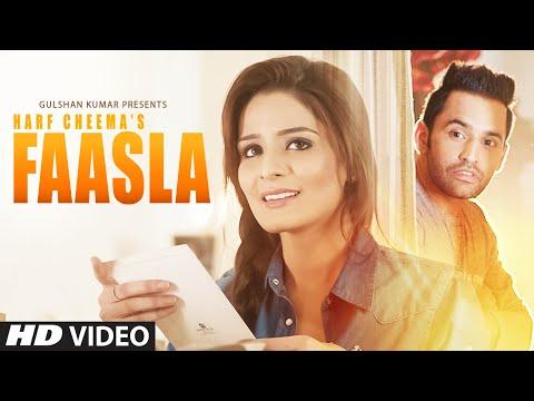 Диана Громова - Harf Cheema: Faasla Full Video Song   Nawaab Singh   Latest Punjabi Song   T-Series Apnapunjab