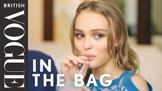 Lily-Rose Depp: In the Bag | Episode 6 | British Vogue - dooclip.me