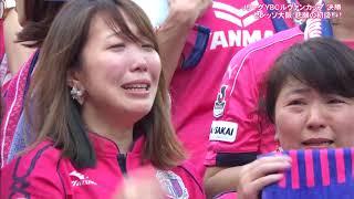 2017JリーグYBCルヴァンカップ決勝C大阪×川崎F