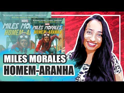 Miles Morales Homem-Aranha ? Jason Reynolds | Karina Nascimento | Paraíso dos Livros #Marvel