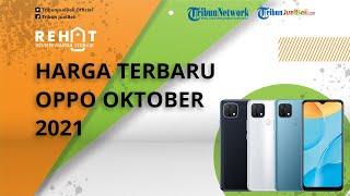 REHAT: Cek Harga Terbaru HP Oppo per Oktober 2021, Oppo Reno5 4G Turun Harga