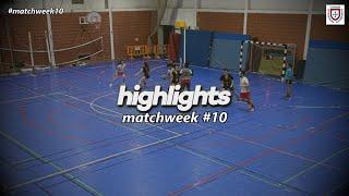 Best goals (Matchweek #10) – Portuguese Korfball Championship 2020-21