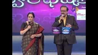 Swarabhishekam - S.P.Balu, S.P.Sailaja Performance - Samajavaragamana Song - 27th July 2014