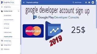 how to sign up for google developer account - Hài Trấn Thành