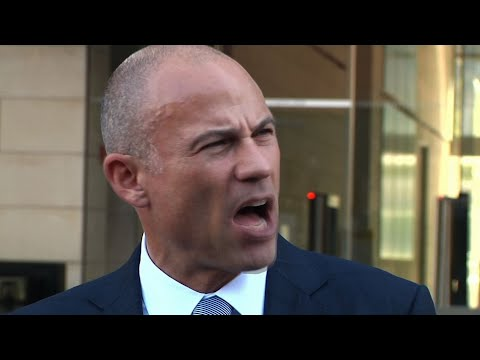 A U.S. Attorney in Los Angeles says lawyer Michael Avenatti, a critic of President Donald Trump, could face up to 50 years in prison if convicted on wire and bank fraud charges. (March 25)