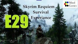 Skyrim Requiem Survival Experiance. Эпизод 29: Типичный Виндхельм.