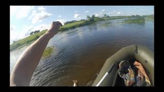 Отдых и рыбалка на реке угре